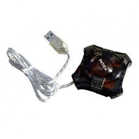 INTEX USB 2.0 Hub IT-404