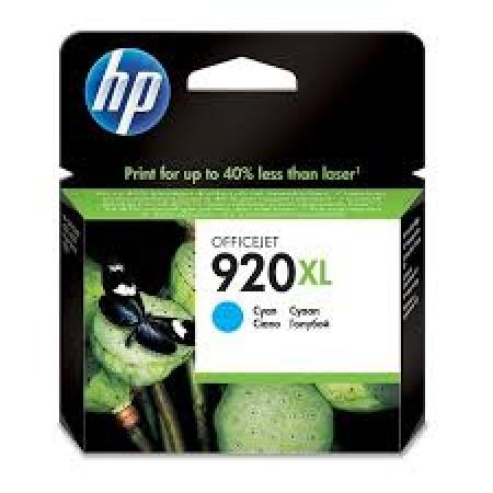 HP Cartridge CD972AE No.920XL Cyan