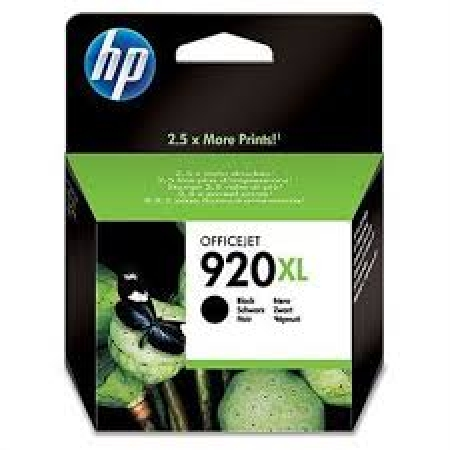 HP Cartridge CD975AE No.920XL Black