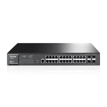 TP-Link T2600G-28MPS (TL-SG3424P)