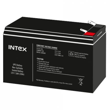 INTEX UPS Battery 12V 7.5Ah IT-1275