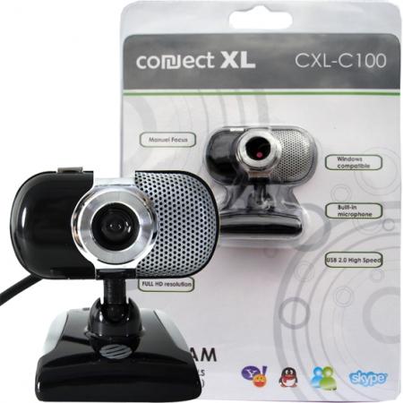 Connect XL Webcam CXL-C100 /2MP