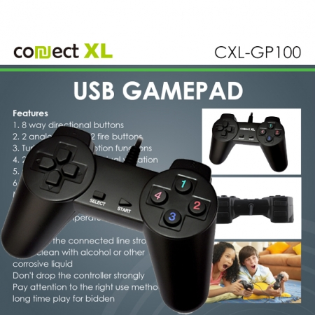 Connect XL Gamepad CXL-GP100