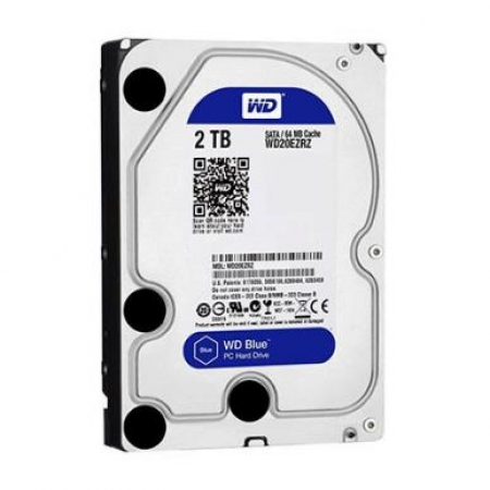 WD 2TB SATA3 HDD Blue