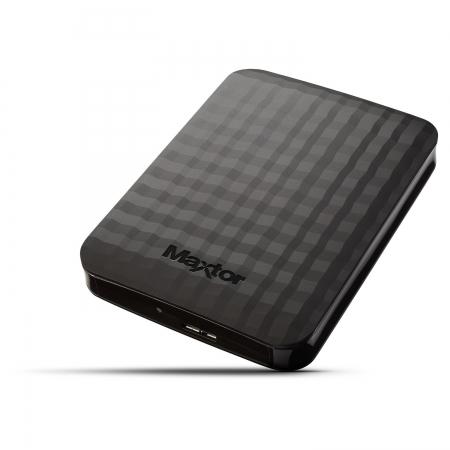 """Seagate/Maxtor ext HDD 1TB 2.5"""" M3 USB 3.0 Black"""