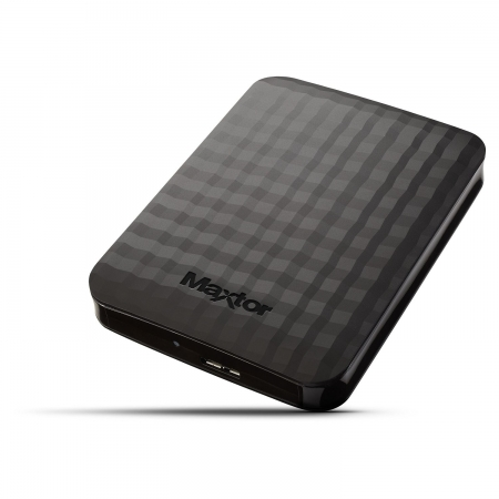 "Seagate/Maxtor ext HDD 500GB 2.5"" M3 USB 3.0 Black"