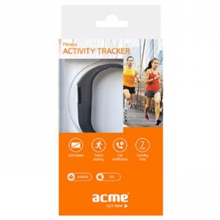 ACME Activity Tracker ACT02 Black