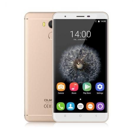Oukitel Smartphone U15 Pro Gold