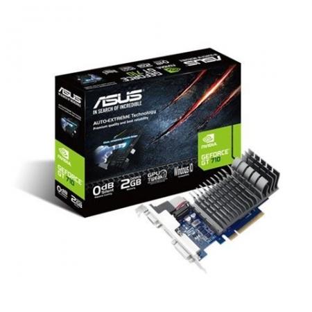 ASUS NVIDIA GeForce 710-2-SL