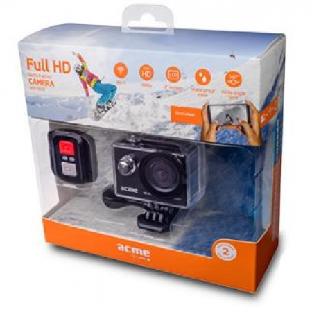 ACME HD sports - action camera VR07 (FullHD, WiFi)