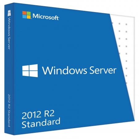 DSP Windows Server Standard 2012 R2 x64 2CPU/2VM, P73-06165