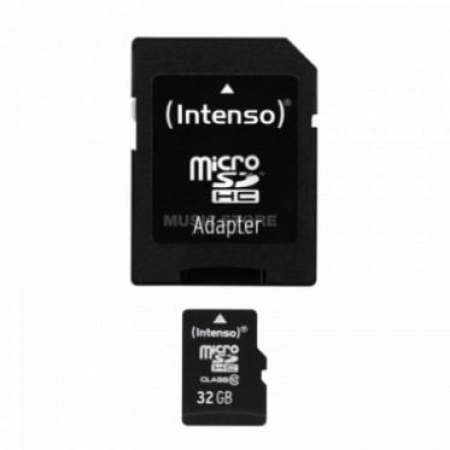 Intenso Micro SDHC Memory Card 32GB Class 4