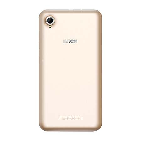 INTEX Smart Phone AQUA Dream Gold
