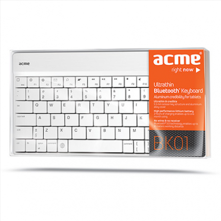 ACME BK01 Portable Bluetooth Keyboard