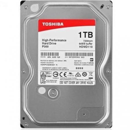 Toshiba 1TB SATA3 HDD P300