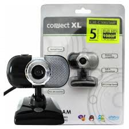 Connect XL Webcam CXL-C100	/5MP