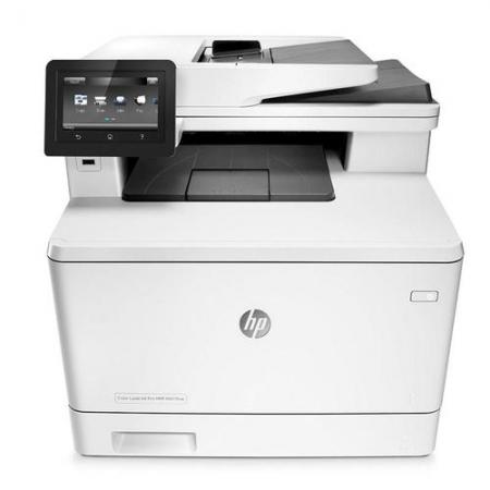 HP LaserJet Pro 400 Color MFP M477fnw, CF377A