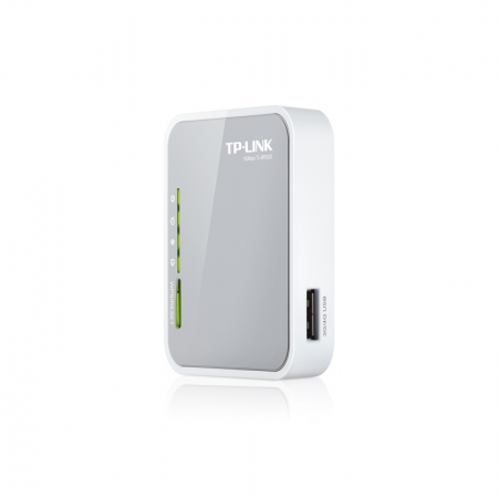 TP-Link TL-MR3020 3G Wireless N Router