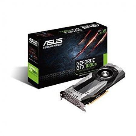 ASUS NVIDIA GeForce EX-GTX1080Ti 11GB Founders Edition