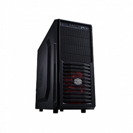 Cooler Master Case K282 Window Dual USB 3.0