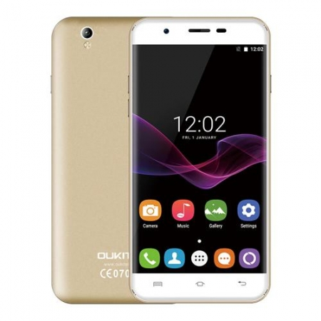 Oukitel Smartphone U7 Max Gold