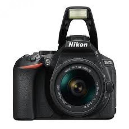 Digitalni fotoaparat Nikon D5600 + 18-55mm AF-P VR