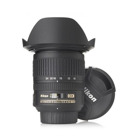 Nikkor objektiv AF-S DX 10-24mm F/3.5-4.5G ED