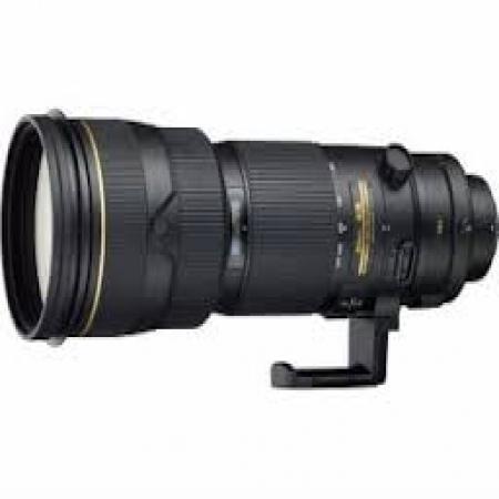 Nikkor objektiv AF-S 200-400MM F/4G ED VR II