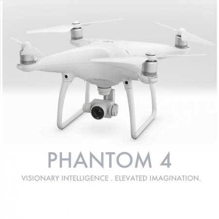 DJI Phantom 4 Dron Advanced