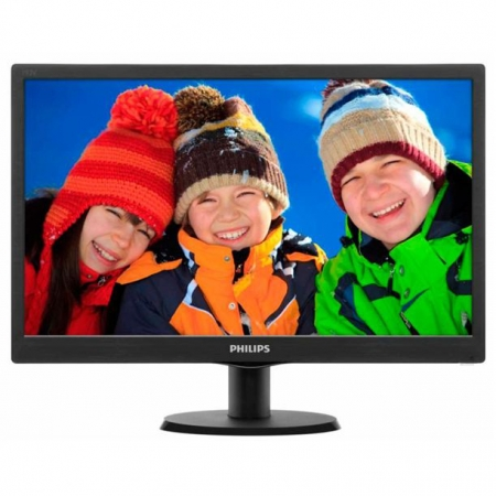 "18.5"" Philips 193V5LSB2/10 Display"