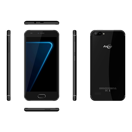 AllCall Smartphone Alpha Black