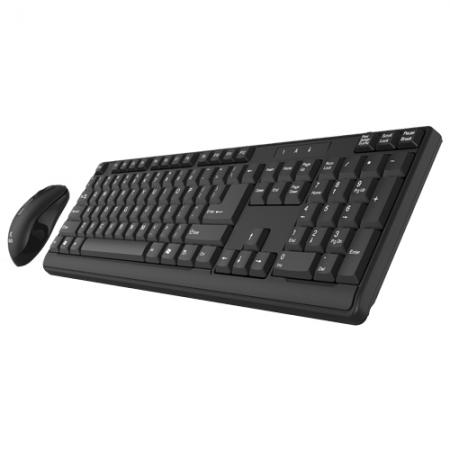 Click Tastatura+Miš Wireless KM-L2-W