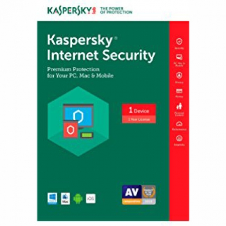 Kaspersky Internet Security MD Retail 1user/1year + 3 mjeseca gratis