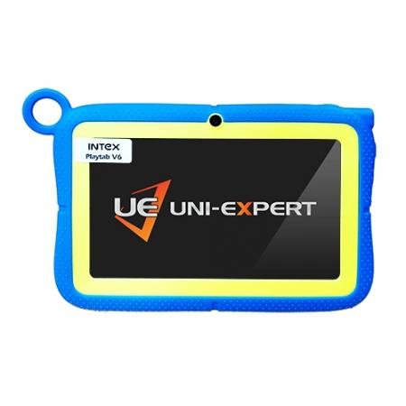 """INTEX Tablet 7"""" PlayTab V6 Blue"""