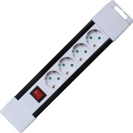 HOME Produžni kabl 4 utičnice 2m PNV 04K/WH White