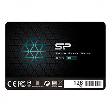 """SiliconPower SSD 128GB 2.5"""" A55"""