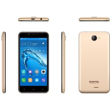 Oukitel Smartphone C9 Gold