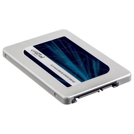 "Crucial SSD 525GB 2.5"" MX300"