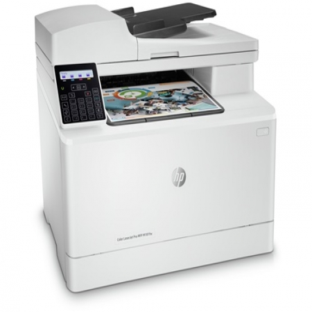 HP Color LaserJet Pro MFP M181fw Wireless, T6B71A