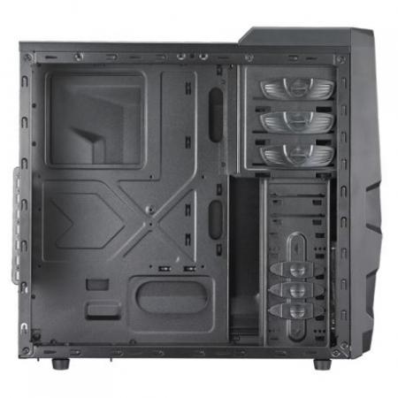 Cooler Master Case K380 Black