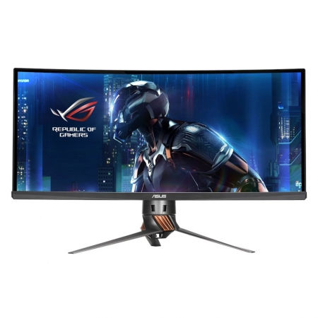 "34"" ASUS ROG SWIFT Curved PG348Q display"