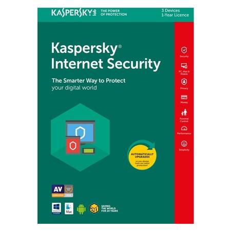 Kaspersky Internet Security MD Retail 3user/1year OBNOVA