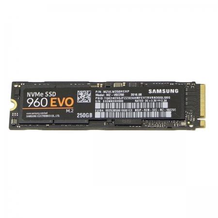 Samsung SSD 250GB 960 Evo M.2