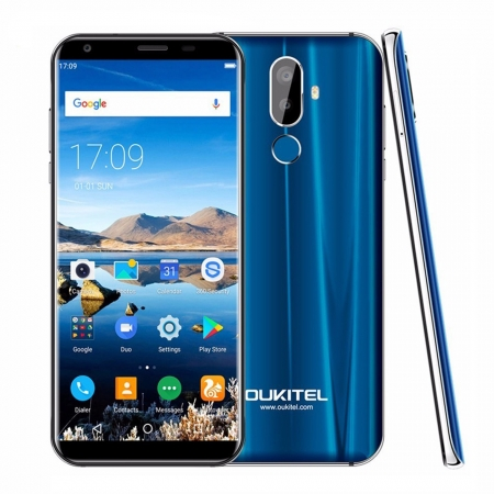 Oukitel Smartphone K5 Blue