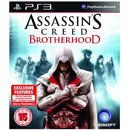 Assassins Creed - Brotherhood /PS3