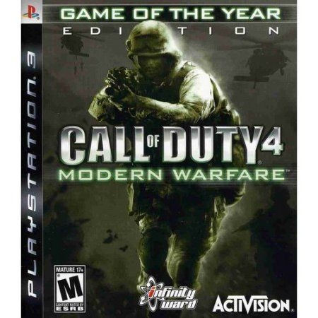 Call of Duty 4 - Modern Warfare /PS3