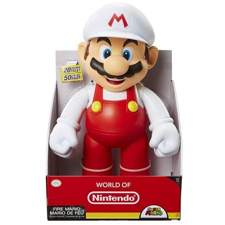Figura - Super Mario fire 20 INCH