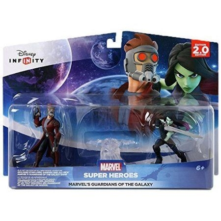Disney Infinity 2.0 Guardian of the Galaxy Play Set