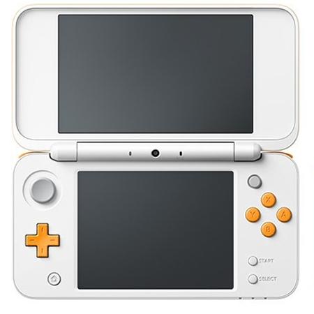 Konzola Nintendo 2DS XL - White and Orange