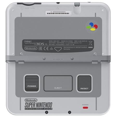 Konzola Nintendo New 3DS XL - Limited Edition SNES